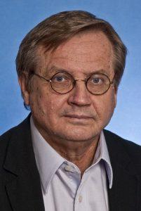 Professor Asp Kent vid institutionen för journalistik, medier och kommunikation (JMG). Pressfoto: GU.se