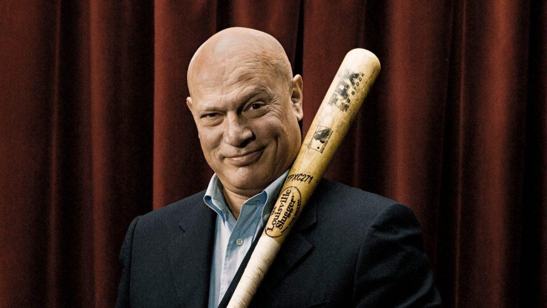 Robert Aschberg är styrelseledamot för tidskriften Expo. Bild från TV-serien Trolljägare