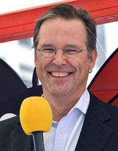 Anders Borg (2014). Foto: Frankie Fouganthin. Licens: CC BY SA 4.0, Wikimedia Commons