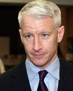 Anderson Cooper, 2007. Foto (beskuret): Minds Eye.