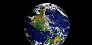 The Blue Marble Earth. Image credit: Earthobservatory.nasa.gov
