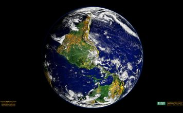 The Blue Marble Earth. Image credit: Earthobservatory.nasa.gov