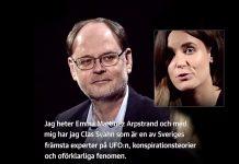 Clas Svahn och Emma Martinez Arpstrand. Foto: DN.se. Montage: NewsVoice.se