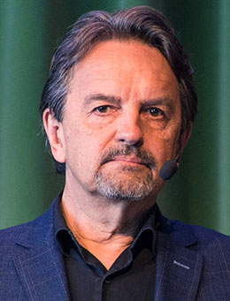 Donald Boström, 2015. Foto: Frankie Fouganthin. Licens: C BY-SA 4.0, Wikimedia Commons