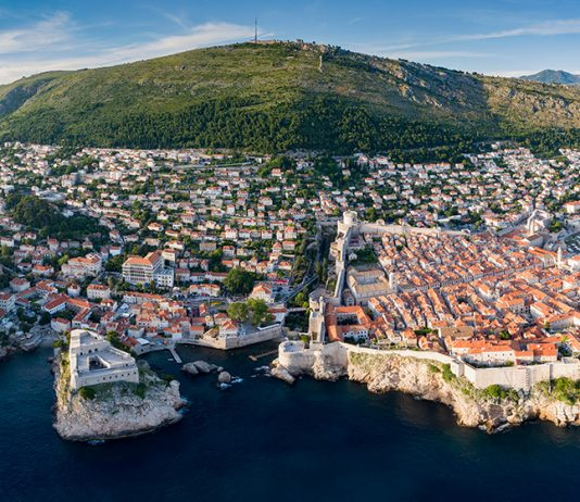 Dubrovnik- Foto: Chensiyuan, eget arbete. Licens: CC BY-SA 4.0, Wikimedia Commons