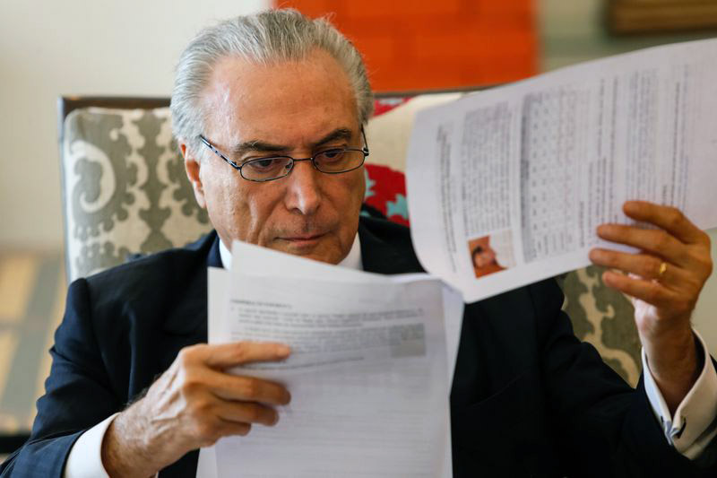 Michel Temer - Foto: Beto Barata, Agência Brasil. Licens: CC BY 3.0 BR, Wikimedia Commons