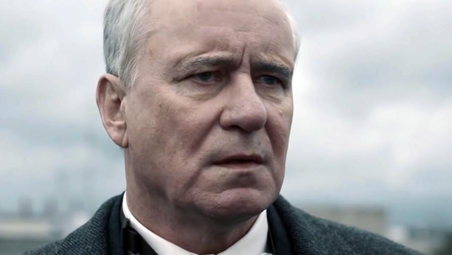 """Stellan Skarsgård i TV-serien """"Chernobyl"""". Foto: HBO"""