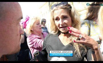 Katerina Janouch - Foto: Samhällsnytt TV