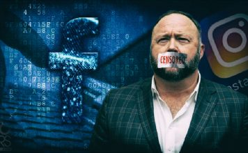 Alex Jones @ Infowars - Bild: Infowars.com (fair use)