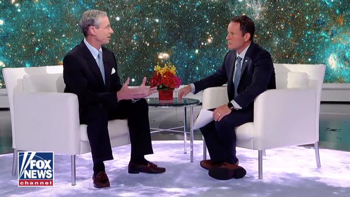 Christopher Mellon gästar Fox News Channel i maj 2019. Foto Fox News