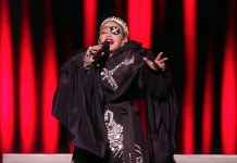 Madonna på Eurovision Song Contest, 2019. Video: The Madonna Channel (YouTube, Vevo)