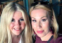 Medierna Vivi Linde och Camilla Elfving, 2019. Pressfoto: Mediumpodden.se