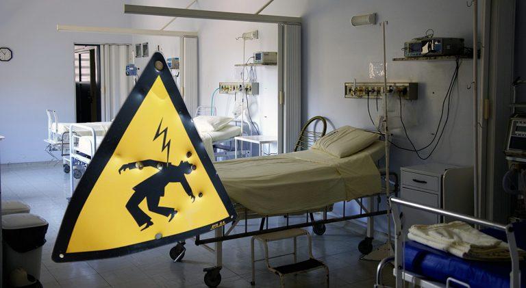 Elchocksövergreppen visar hur svenska vårdsystemet kollapsat