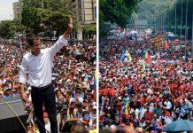 Caracas 3 maj 2019 - Montage The Real News