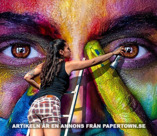 Papertown. Foto: Alexas Fotos. Licens: Pixabay.com (free use)