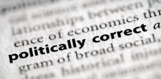 Politically correct - Politiskt korrekt - Crestock.com
