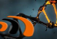 DNA skadas av WIFi. Montage: NewsVoice.se Bild: Lisichik. Licens: Pixabay.com (free use).