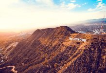 Hollywood i Kalifornien. Foto: Sasha Stories. Licens: Unsplash.com (free use)