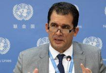 Nils Melzer - Pressfoto: Eskinder Debebe for UN