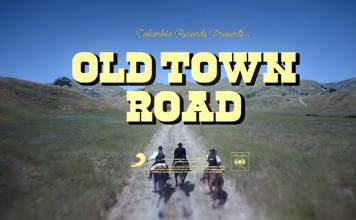 Old Town Road med Billy Ray Cyrus och Lil Nas X - Källa: Lil Nas X, YouTube-kanal