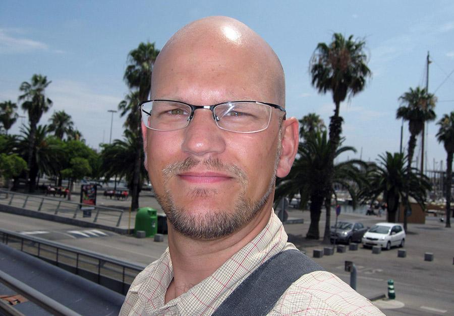 Patrik Tikkanen, 2013, selfie
