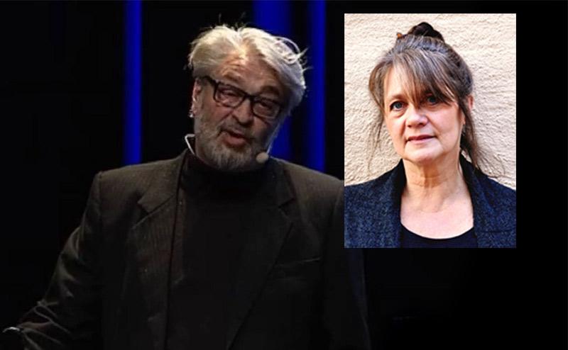Sten-Levander och Marie Torstensson Levander