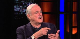John Cleese. Foto: Real Time with Bill Maher Show