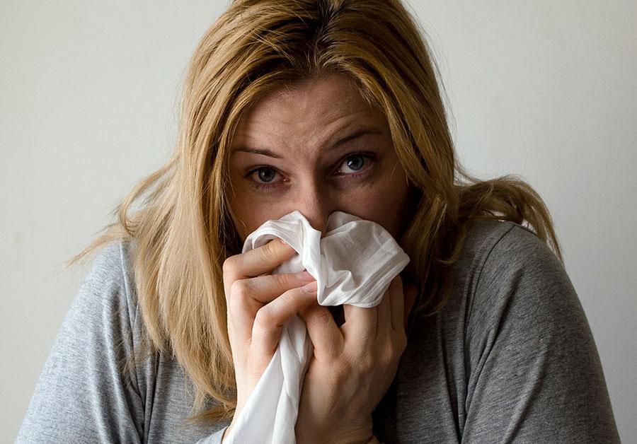 pollen allergi snuva sjuk. Foto: Mojpe. Licens: Pixabay.com
