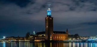 Stadshuset i Stockholm. Foto: Mikael Stenberg. Licens: Unsplash.com (free use)