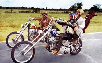 Easy Rider, 1969. Foto: Pando Company Inc