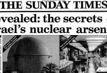 The Sunday Times, 5 oktober 1986.