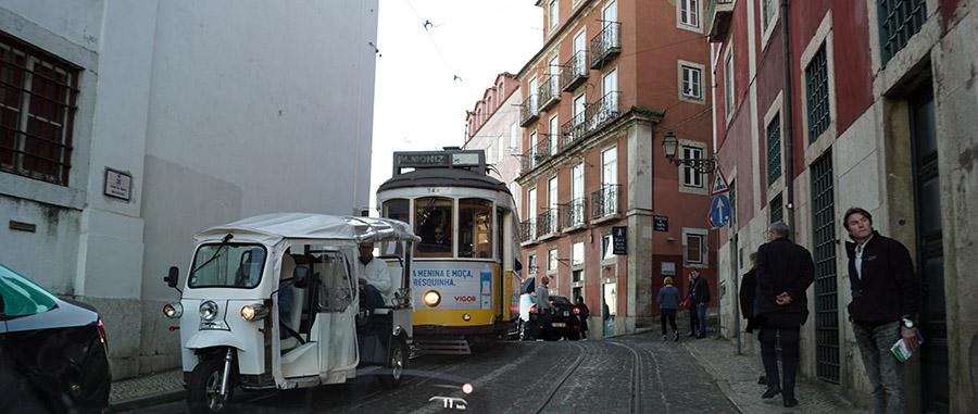 Lissabon, 1 jan 2019. Foto: NewsVoice.se