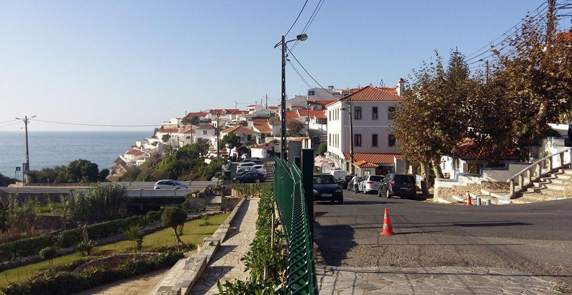 Portugals västkust strax norr om Lissabon, 2017. Foto: NewsVoice.se
