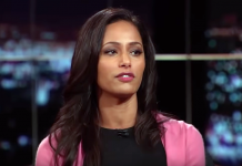 Rula Jebreal. Foto: Real-Time with Bill Maher