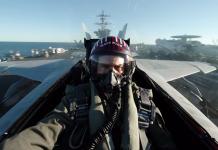 Tom Cruise i Top Gun 2. Foto: Paramount Pictures