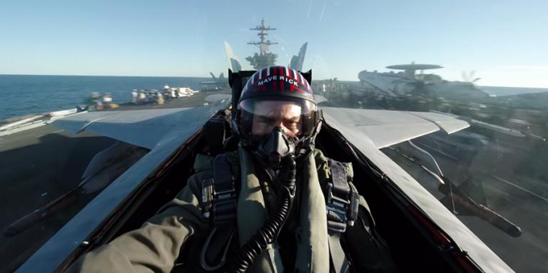 Top Gun får en uppföljare – här kommer första trailern