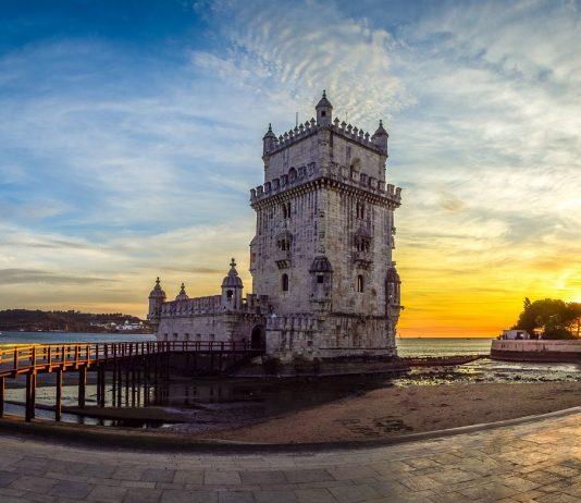 Belem tower i Lissabon, Portugal. Fotograf okänd. Licens: Pixabay.com
