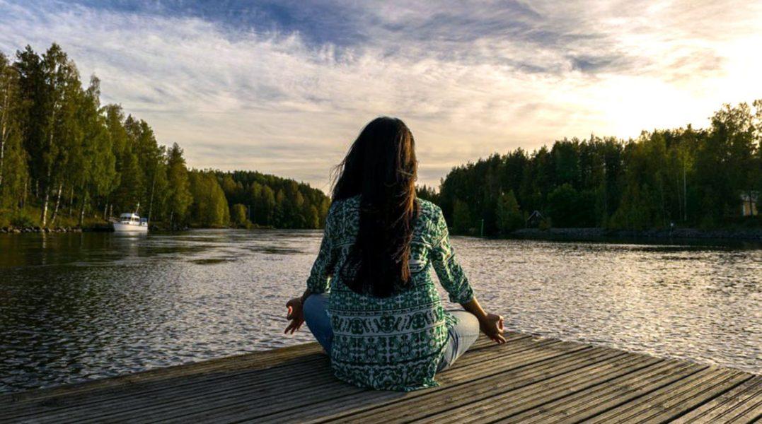 Meditation. Foto: Shahariar Lenin