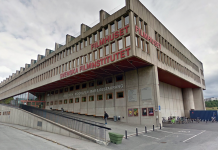 Svenska Kulturrådet och Filminstitutet. Foto: Google Maps