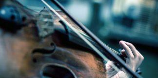 Violin. Foto: Niek Verlaan. Licens: Pixabay.com (free use)