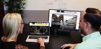 Debatten på NewsVoice. Foto: Campaign Creators. Licens: Unsplash.com (free use). Montage: NewsVoice