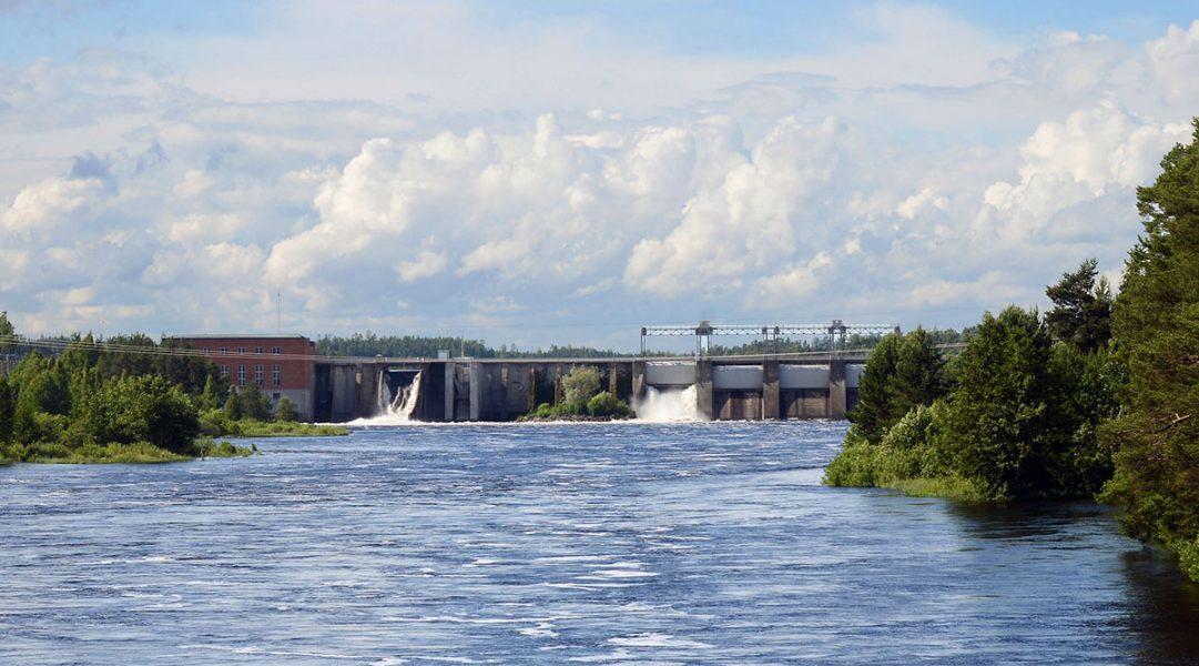 Vattenkraftverk. Foto: Mostphotos.com