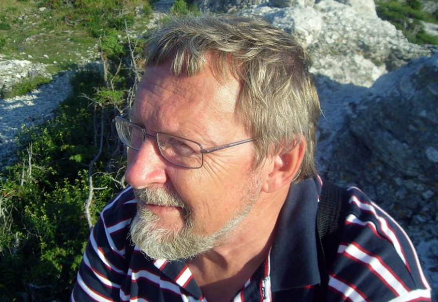 Åke Thunström, privat foto