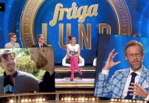 SVT Fråga Lund 3 sep 2019 - Montage: NewsVoice.se