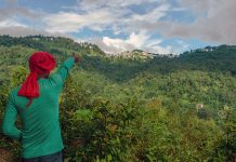 Sikkim i Indien. Foto ovan: Pratap Chhetri. Licens: Unsplash.com (free use)