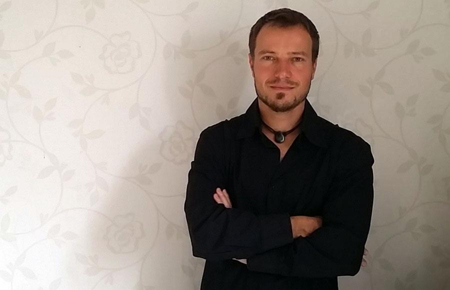 Vitek Ronovsky - privat foto
