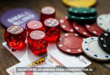 Gambling och casinospelare. Foto: Thorsten Frenzel. Licens: Pixabay.com (free use)