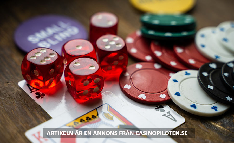 Snabba transaktioner bra för casinospelare. Foto: Thorsten Frenzel. Licens: Pixabay.com (free use)