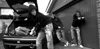 Gangsters. Foto: Hayley Randall. Licens: Flickr.com