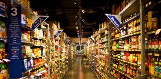 Livsmedelsbutik. Foto: Mathew Sanders. Licens: Flickr.com (free use)